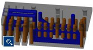 Injection moulding/process